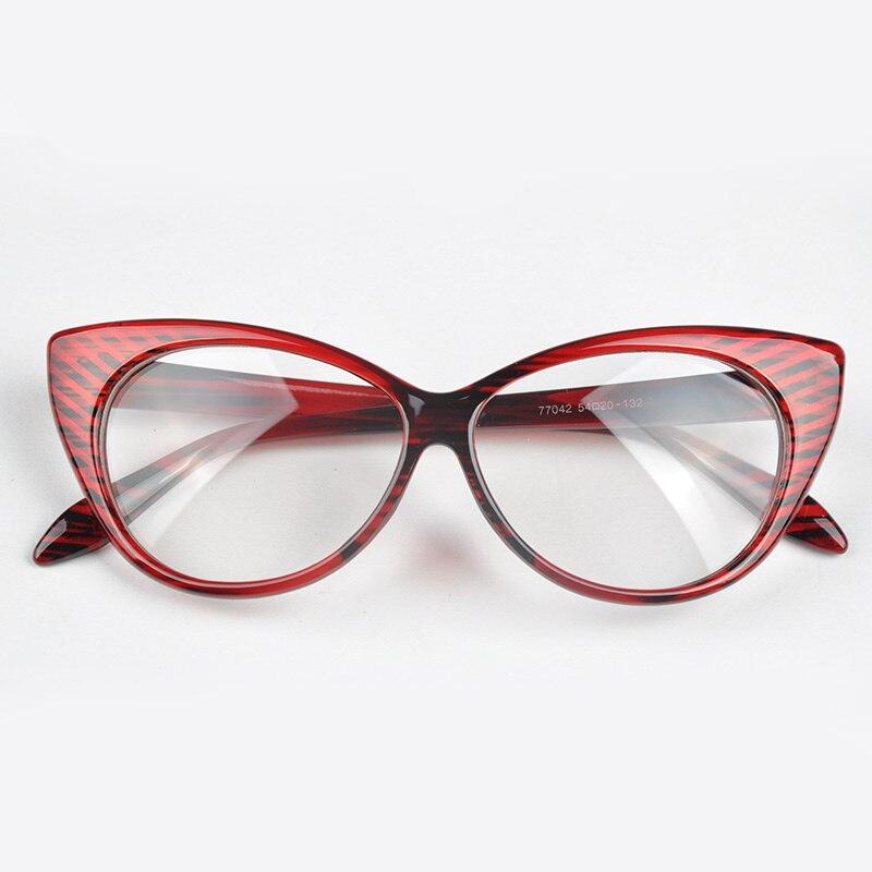 b389b1e4eaa 2019 Top Designer Hot Selling Cat Eye Glasses Retro Fashion Black ...
