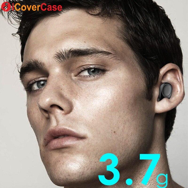 Sans fil Écouteurs Pour Huawei Compagnon 10 Lite Mate10 Pro 9 8 7 Honneur 7X 7C 6C 6X Bluetooth Écouteurs Cas écouteur Casque Avec Mic