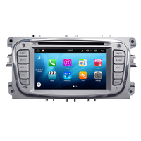 Octa Core Android 8.0 For Ford For Focus 2 Mondeo Kuga S max C max MK2 Touch Screen Car DVD GPS Navigation Central Multimedia