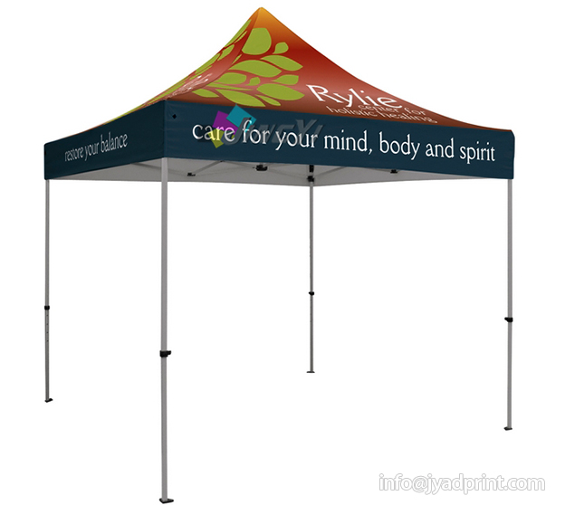 3X3 Fullcolor Print Outdoor Advertising Folding Popup Canopy Marquee Event Tent outdoor double layer 10 14 persons camping holiday arbor tent sun canopy canopy tent