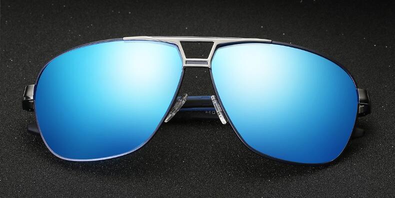 Stop118 Alloy BENZEN Glasses 1