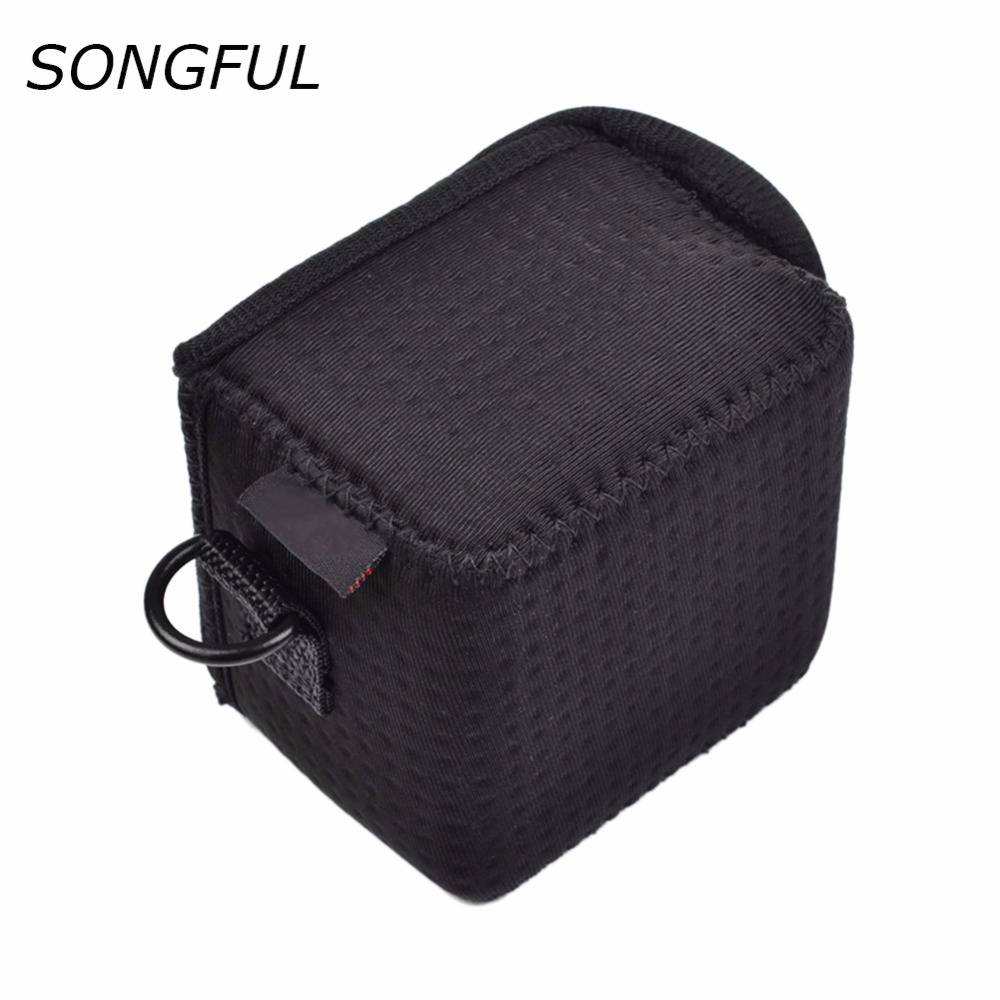 Mesh Neoprene Wireless Bluetooth Speaker Protective Case For ANKER 4.0 CLASSIC Speakers Portable Carry Bag With Carabiner Buckle