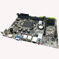 computer motherboard H55 Motherboard LGA1156 DDR3 16Gram Dual Sata 2.0 4xUSB 2.0 PCI-Express Mainboard Supports I3 I5 I7 CPU For Computer (3)