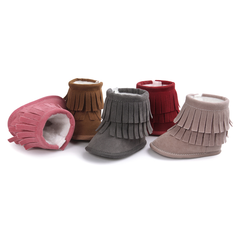 PU-Suede-Leather-Infant-Toddler-Fringe-Winter-Fashion-Super-Keep-Warm-Moccasins-Soft-Moccs-First-Walkers-Boots-Shoes-Booties-5