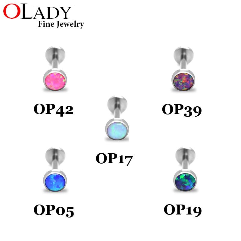Трагічні сережки Опальний камінь [100% - Модні прикраси - фото 3