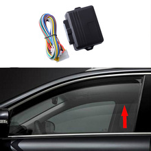 SPEEDWOW Car Power Window Roll Up Closer For 4 Doors Auto Close Windows Remotely Styling
