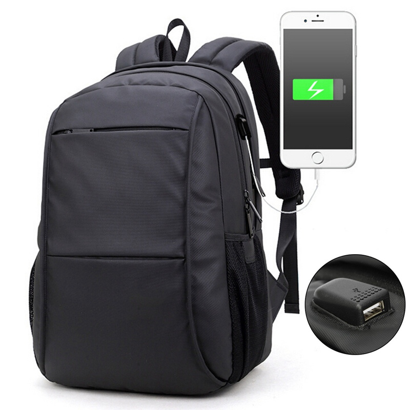 External USB Charge Computer Bag Waterproof Men Notebook Backpack New Laptop 15.6 inch Backpack Bag For Men Woman New School bag one2 2017 new design flamingo vintage school bag women bag men s laptop backpack for computer university students boys man