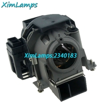 Replacement Projector NP02LP/50031755 Lamp with Housing for NEC NP40 NP50 NP40G(China)