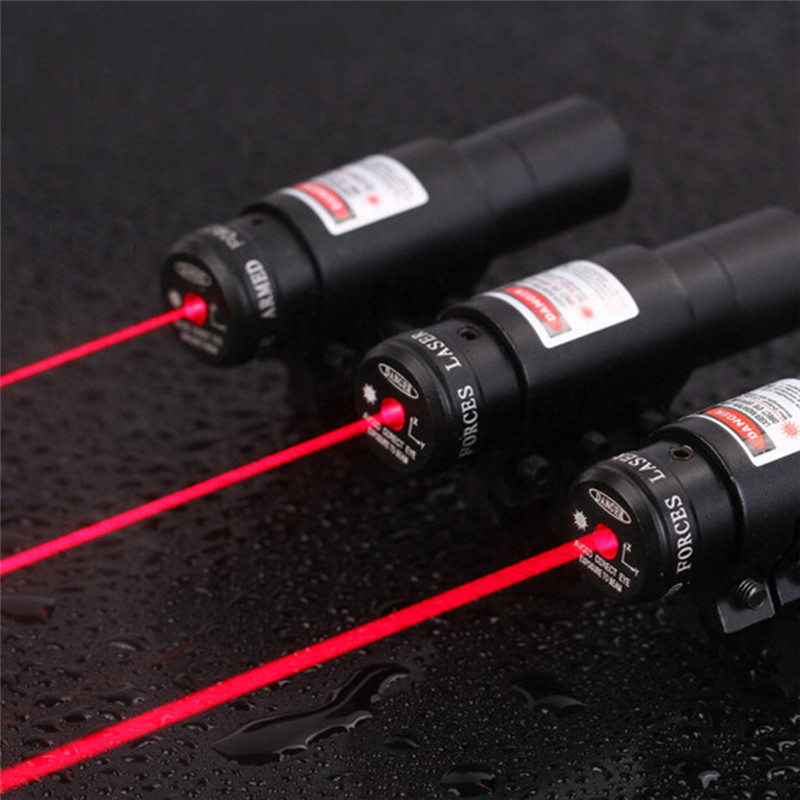 Tactical Red Dot Laser Sight Hunting Reflex Scope Rifle Sight Riflescope Laser Pointer