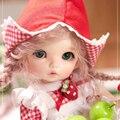 Oueneifs fairyland pukifee ante 1/8 bjd sd boneca modelo toys loja dos olhos das bonecas reborn baby meninas meninos de alta qualidade