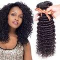Cheap Peruvian Deep Wave 3PCS 7A Beyo Hair Products Peruvian Virgin Hair Bundles Soft Peruvian Hair Human Hair Extensions