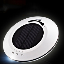 Good quality Air Purifier Air humidifier Solar/Battery Negative ion Aroma Air Cleaner For Car  4 Colors