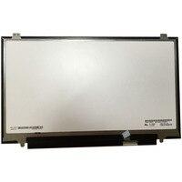 For Lenovo X1 Carbon 2560*1440 Non touch LP140QH1 SPB1 LP140QH1(SP)(B1) 14''Laptop LCD LED Screen