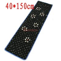 Pebble Foot Massage Pad Household Care Tool Trails Carpet Stone Road Pedicure Floor Mat Massager Kick Massageador Cushion