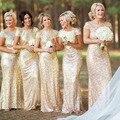 Más el Tamaño de Oro Con Lentejuelas Vaina Vestidos de Las Mujeres de Gama Alta O Cuello Corto de Manga Larga Vestido de Las Mujeres Vestidos De Festa 60558