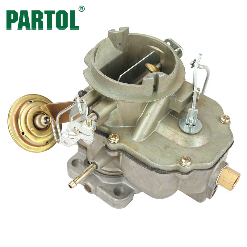 Partol Car Carburetor Carb Auto Engine Replacement Parts Zinc Alloy for DODGE CHRYSLER 318 V8 5.2L  for DODGE 6 CIL ENGINE partol zinc alloy car carburetor carb for plymouth models for dodge truck 1966 1973 engine carter carburetor replacement