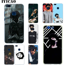 IYICAO Scarlxrd J Cole Hard Case for Huawei Honor 6A 6C 7A 7C 7X 8 8X 9 10 20 9X Lite Pro Play Note View