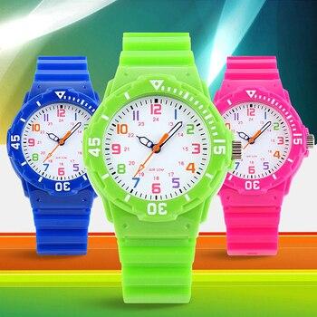 Zegarek dziecięcy Jelly Silicone