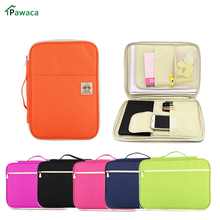 Waterproof Oxford Portable Digital Accessories Gadget Devices Organizer USB Cable Charger Tote Case Travel Insert Storage Bags