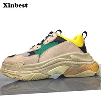 Xinbest Spring2018 New Women Running Shoes Man Brand Sports Run Outdoor Athletic Sport Shoes For Men Lovers Large Womens Sneaker