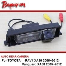 Для TOYOTA Vanguard RAV4 RAV-4 RAV 4 2005 ~ 2012 заднего вида Камера обращая парк Камера/SONY HD CCD Ночное видение Широкий формат
