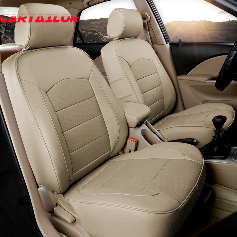 CARTAILOR Cowhide Leather Cover Seat Car Styling Accessories for TOYOTA Estima Car Seat Covers & Support Black Seats ProtectorCARTAILOR Cowhide Leather Cover Seat Car Styling Accessories for TOYOTA Estima Car Seat Covers & Support Black Seats Protector