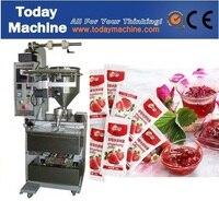 سعر القياس التلقائي آلة التعبئة السائل ، السائل آلة التعبئة العمودية ، وسادة كيس نوع