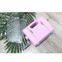 Mini Cutting Machine DIY Manual Scrapbook Album Embossing Die Cut Machine Paper Art Machine