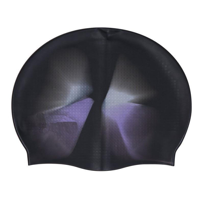 Elastic Waterproof Silicone Fabric Protector Ears Long Hair