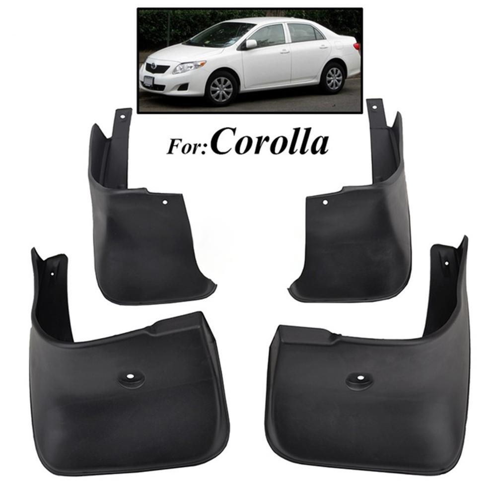 Universal Brand New 100% 4PCS Car For 07-13 Toyota Corolla Altis Fender