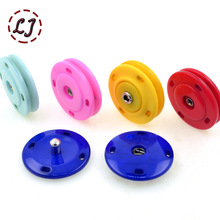 New high quality 10pcs/lot colorful invisible snap fashion button Fasteners Press sewing overcoat Button garment accessory DIY
