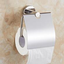 Wall Mounted Toilet Roll Paper Holder Stainless Steel Tissue Rack Bathroom toilet paper storage rack Supplies