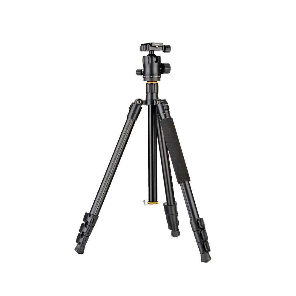 DIGIPOD Profesyonel Taşınabilir 65 inç Top Kafa Magnezyum - Kamera ve Fotoğraf