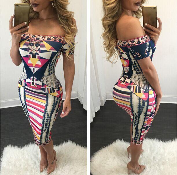 5b722ea2aa6b 2017 nueva llegada CosMaMa marca ropa mujer moda desigual verano emoji sexy  sin tirantes diva princesa vestidos de fiesta en Vestidos de Ropa de mujer  en ...