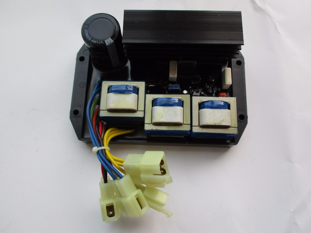 GTKD AVR AUTOMATIC VOLTAGE REGULATOR THREE PHASE GENERATOR PARTS