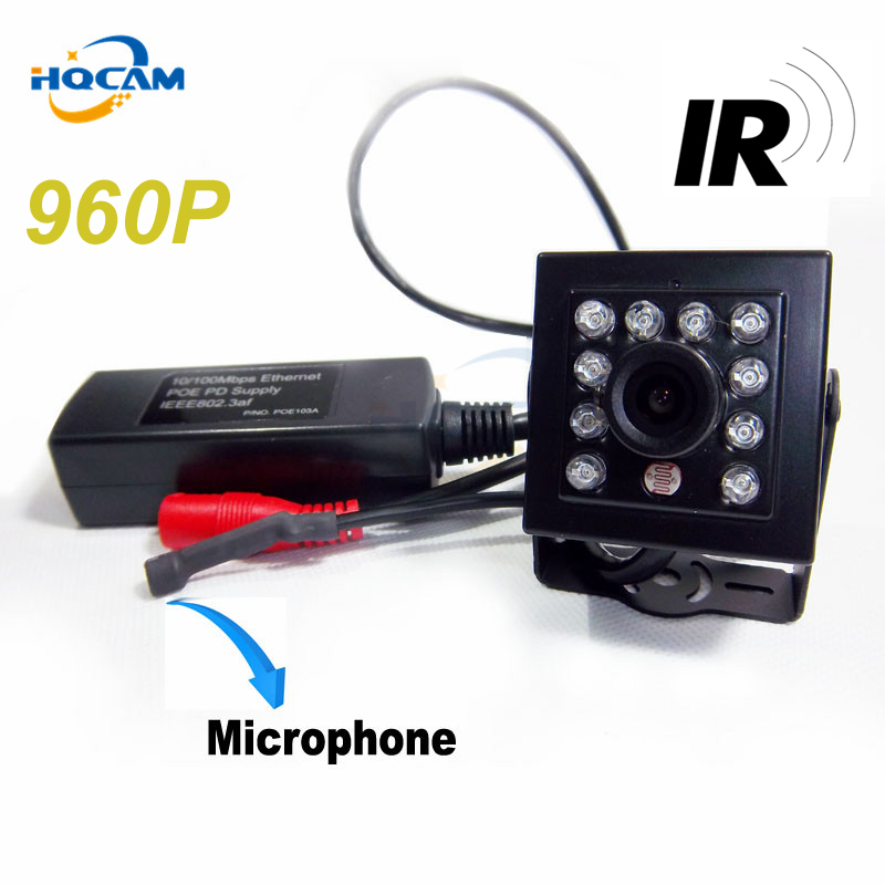 HQCAM 960P font b Night b font font b Vision b font camera mini ip camera
