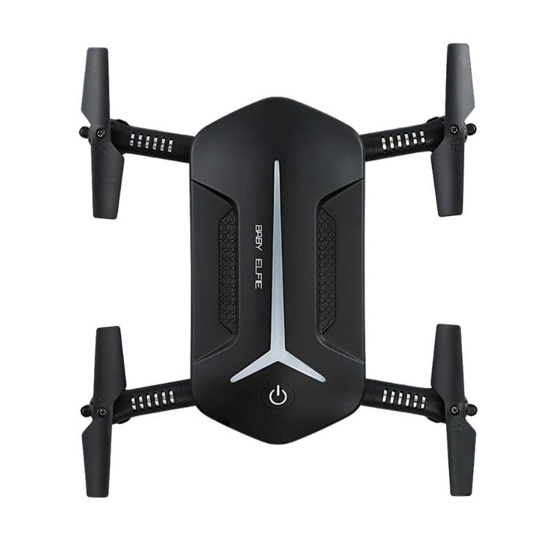 Mini Elfie Folding Quadcopter 720P High Definition WiFi FPV Selfie Drone with Camera RC Remote Control Helicopter Air Plane Toy yc folding mini rc drone fpv wifi 500w hd camera remote control kids toys quadcopter helicopter aircraft toy kid air plane gift page 9