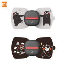 Xiaomi Jika Mini Portable Listrik Simulator Penuh Body Sport Bersantai Alat Terapi Otot Magic Massager Stiker(China)