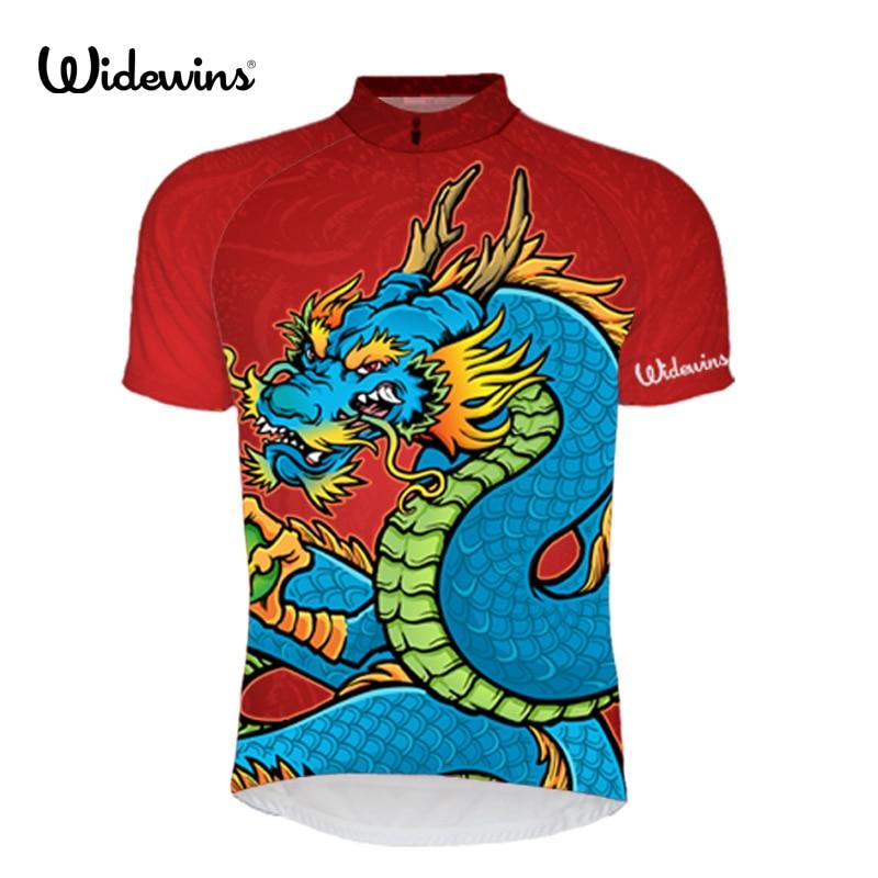 Novo dragão chinês preto manga curta camisa de ciclismo apertado corrida curta ciclismo wear ropa ciclismo camisa melhor qualidade 5306