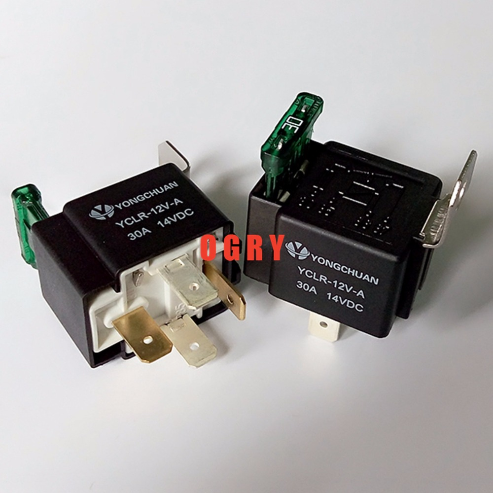 12V 30A font b Automotive b font font b relay b font font b fuse b fuse box 30a fuse wiring diagrams collection  at mr168.co