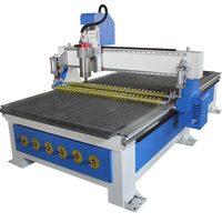 Mchuang 1325 5.5 kW vacuum adsorption table/3.2kw water cooled spindle/cnc router/woodworking machinery