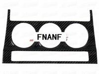 Fit for TOYOTA GT86 FT86 Subaru BRZ modified carbon fiber interior control patch