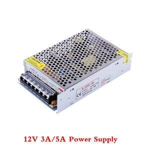 Image 3 - 5 m DC12V WS2811 LED Pixel Thiết Lập Dải Địa Chỉ Số 2811 Có Thể Lập Trình Đầy Đủ Màu Sắc Băng Bên Ngoài IC Với Bộ Điều Khiển + Power 2811
