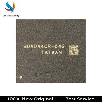 1 pcs 100% New SDADA4CR-64G BGA 254 Ball EMCP Original In Stock SDADA4CR 64G Bigger Discount for the more quantity