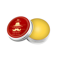 30g Man Beard Balm Treatment for Beard Growth Grooming Care Aid Natural Man Beard Oil Balm Moustache Wax Cream For Styling Beesw cosprof 60g natural beard balm moustache growth product cream beard oil conditioner beard balm beard styling moustache wax