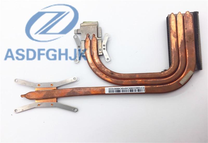 Original FOR MSI GE70 Cooling Heatsink E312500261CA910 100% perfect work