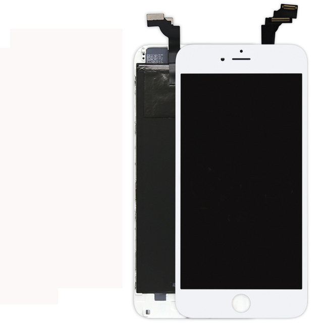 watch 8118b 10353 US $38.6 |Original LCD with LOGO For iPhone 6S Plus Display for iPhone 6 6  Plus 6S 7 7P LCD Display Assembly 3D Touch Screen -in Mobile Phone LCDs ...