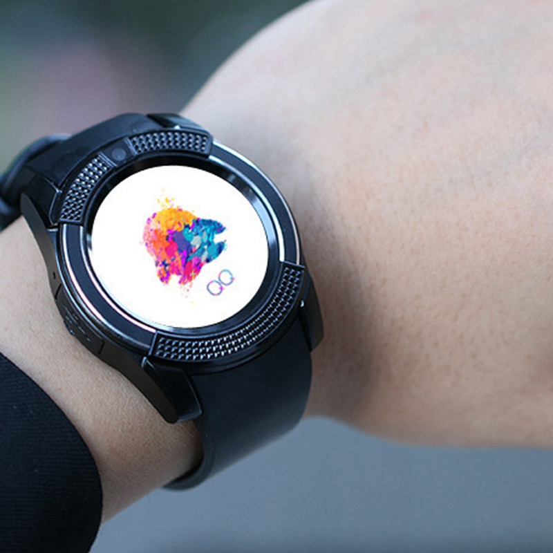 Bluetooth Smartwatch with Touch Screen 1