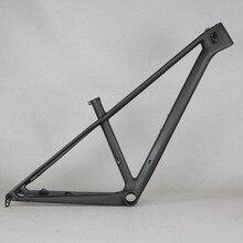 Суперсветильник Кая углеродная рама для горного велосипеда 29er, сертификат SGS, карбоновая рама toray t1000 с суперлегкой рамой для горного велосипеда 13,5 дюйма, известный бренд FM599