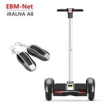 D'origine IRALAN A8 mini smart hoverboard auto équilibrage scooter électrique 2 roues hover bord planche à roulettes & télécommande UL2272